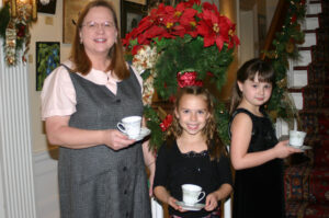 Stifel Holiday Tea