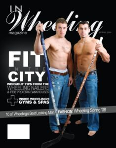 INWheeling Magazine Spring 08 Cover