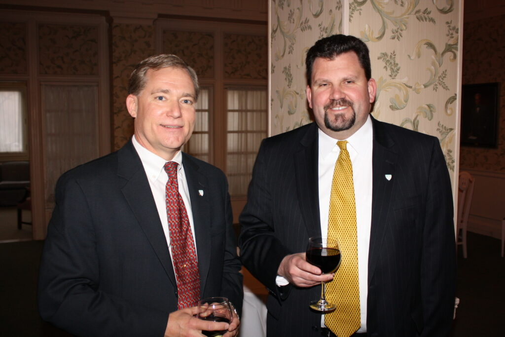 WLU President's Reception