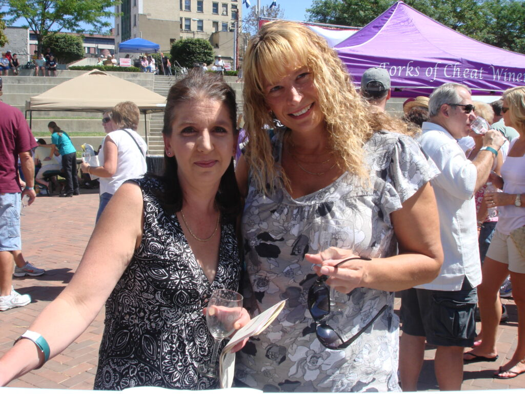 Wheeling Wine and Jazz Festival