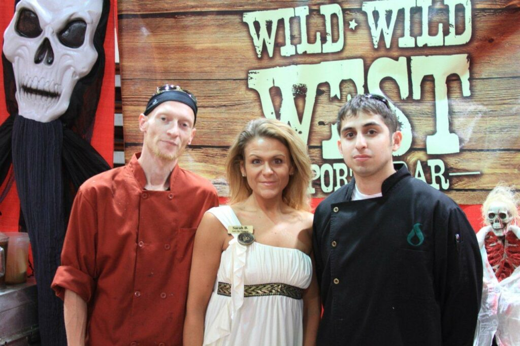 Big Brothers Big Sisters Haunted Wing Ding