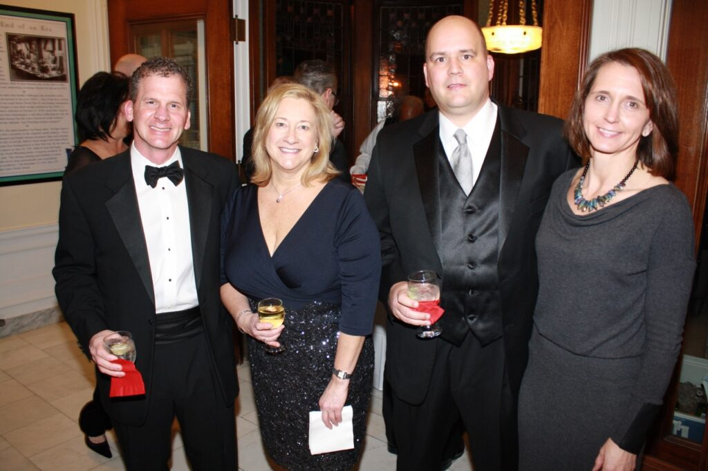 Patron Reception of the Viennese Winter Ball