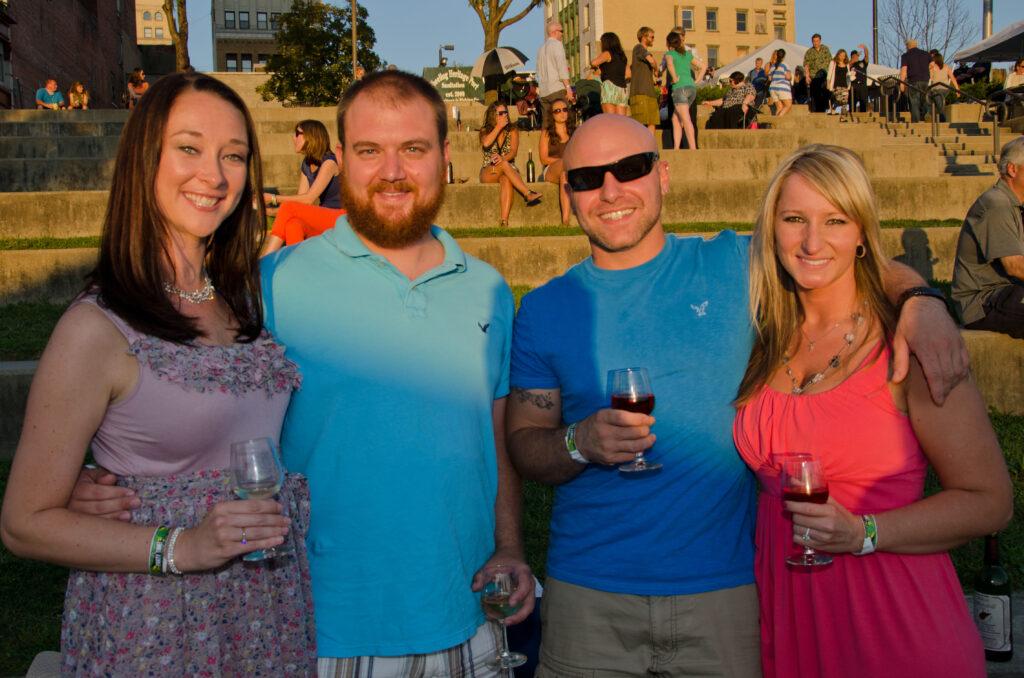 Wine & Jazz Festival
