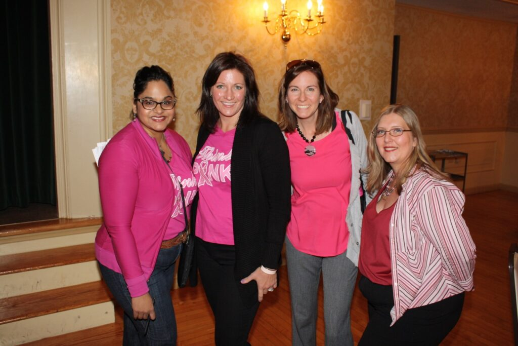 Think Pink Luncheon