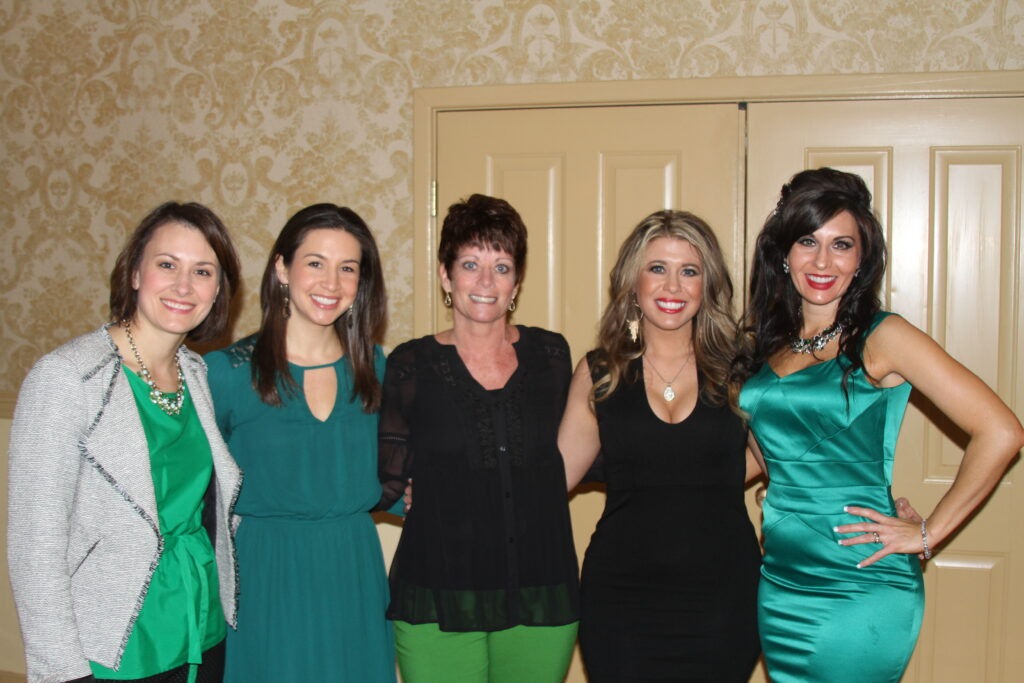 Affair with Emerald Flair