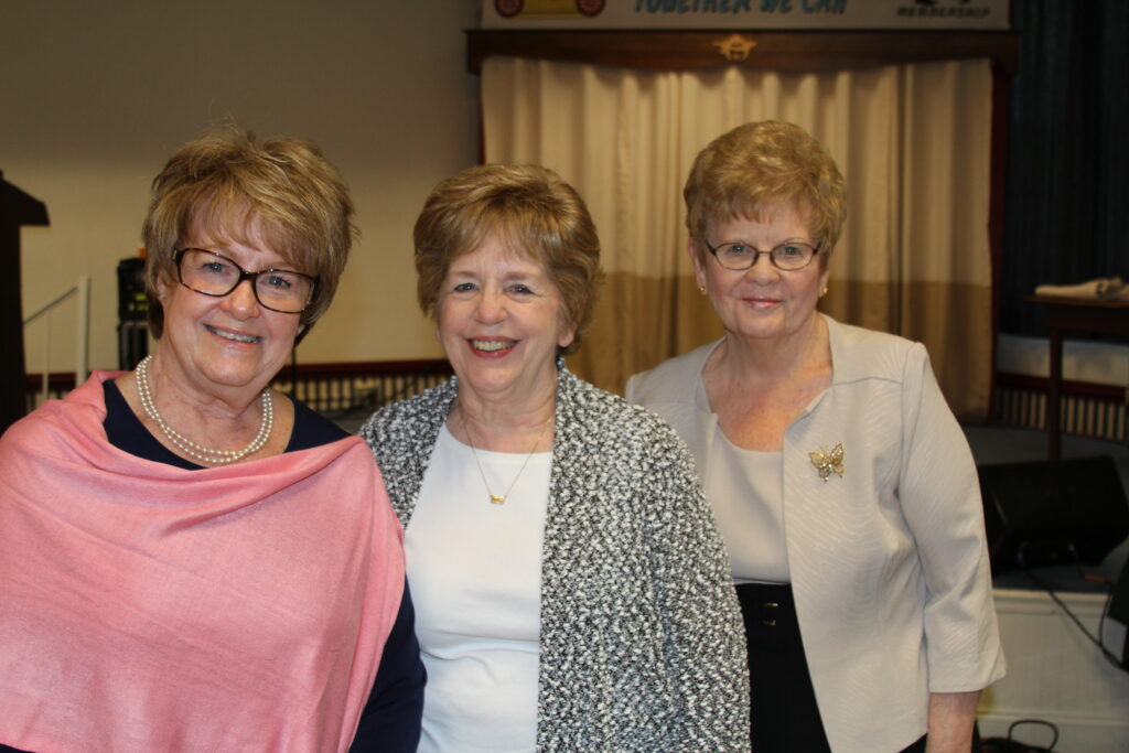 Women's Club of Wheeling Inaugural Lunch