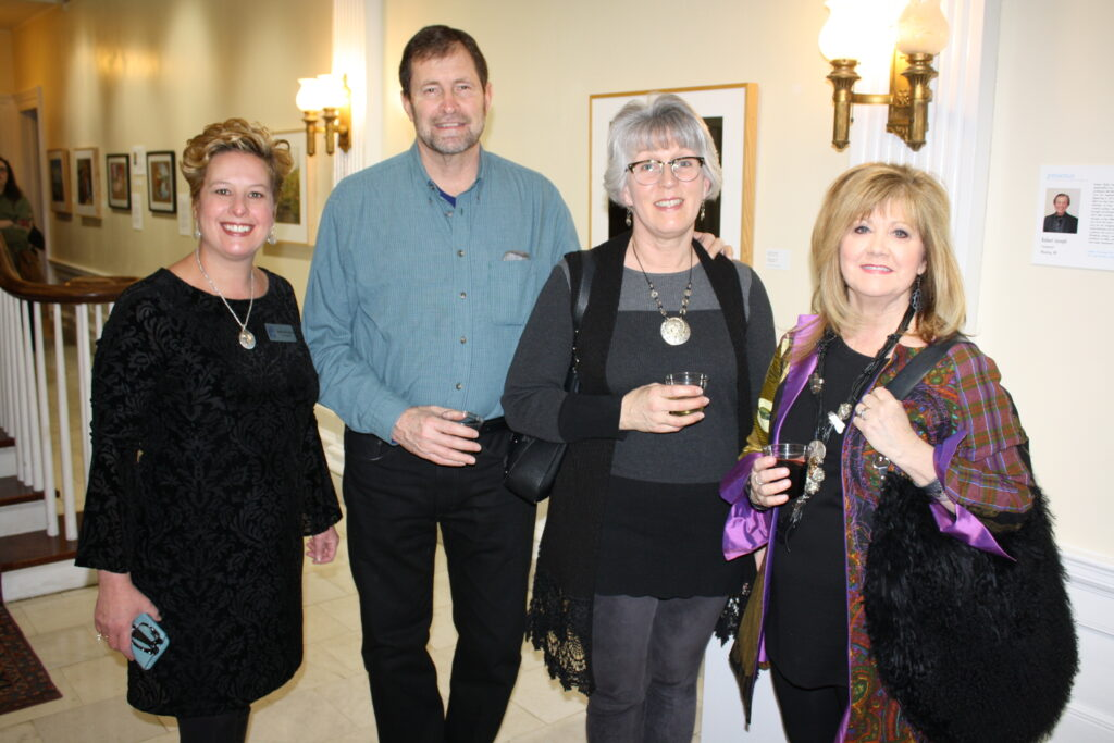 Oglebay Institute Presence Opening Reception