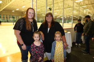 J.B. Chambers Memorial Ice Rink Dedication